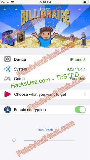 Billionaire Hack - patch and cheats for Money and other stuff on Anroid and iOS