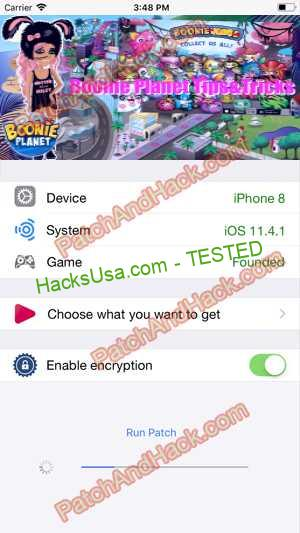 Boonie Planet Hack - patch and cheats for Money and other stuff on Anroid and iOS