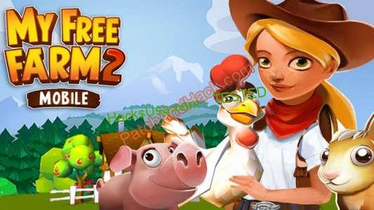 My Free Farm 2 Patch and Cheats money