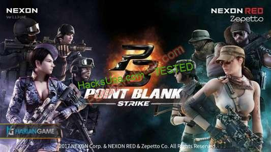 Point Blank Patch and Cheats weapon, points