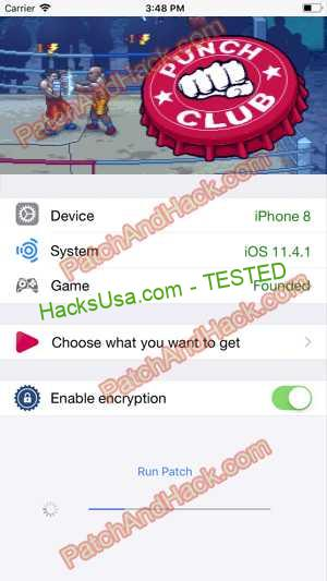 Punch Club Hack - patch and cheats for Money and other stuff on Anroid and iOS