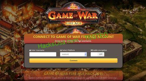 NO Survey] Game of War Fire Age Hack APK - Unlimited Gold and Chip ...