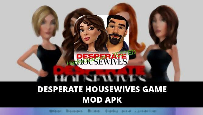 Desperate Housewives Game Featured Cover