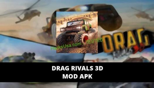 Drag Rivals 3D Featured Cover
