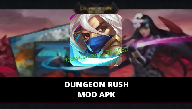 Dungeon Rush Featured Cover