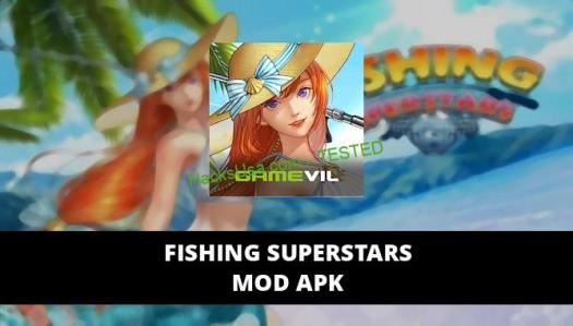 Fishing Superstars Featured Cover