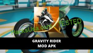 Gravity Rider Featured Cover
