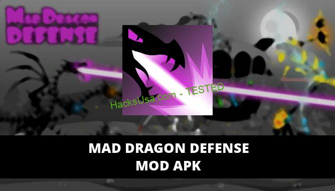 Mad Dragon Defense Featured Cover