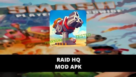 RAID HQ Featured Cover