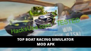 Top Boat Racing Simulator Featured Cover