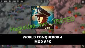 World Conqueror 4 Featured Cover