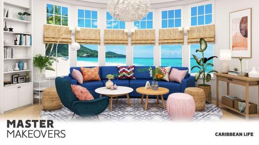 Home Design Caribbean Life screen 1
