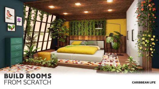 Home Design Caribbean Life screen 2