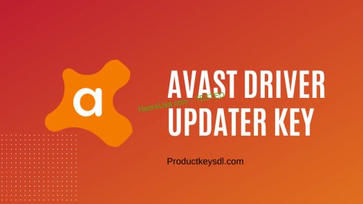 Avast Driver Updater Key | Free Activation Code List