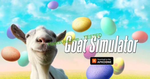 Goat Simulator Paid for free
