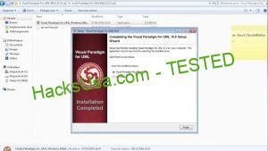 Visual Paradigm 16.2 Crack + Activation Code