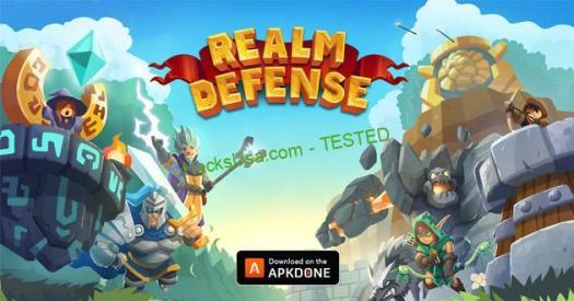Realm Defense MOD Unlimitied Money/Unlocked