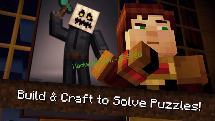 Minecraft: Story Mode (MOD, Unlocked All) 3