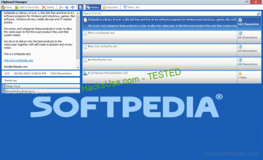 Comfort Clipboard Pro 9.2.0.0 Crack + License Key