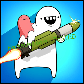 Missile Dude RPG Tap Tap Missile Ver. 86 MOD APK Unlimited Money