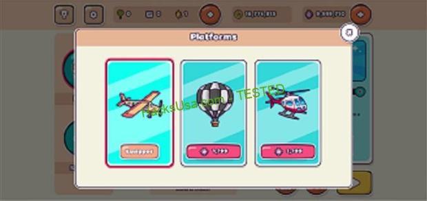SkyDive Adventure by Juanpa Zurita Mod (unlimited money) APK