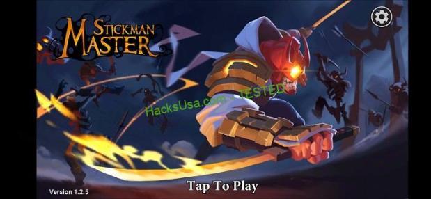 Stickman Master: League Of Shadow Mod (free shopping) APK