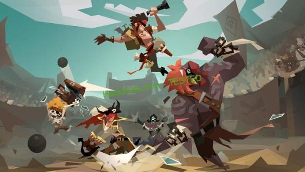 Pirates Outlaws Mod (unlimited money) APK