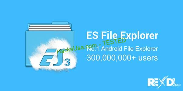 ES File Explorer File Manager 4.2 Apk + Mod (Premium) Android