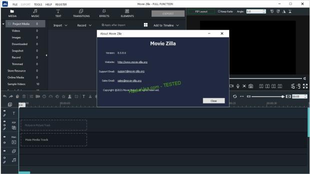Windows Movie Maker 2021 v8 0 8 6 (x64) Portable