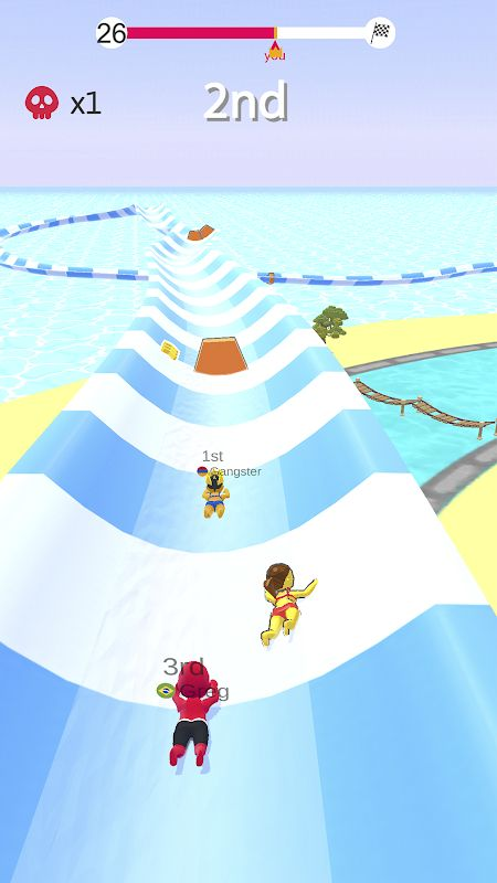 Aquapark.io (MOD, Unlimited Gold/No ADS)
