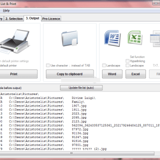 Directory List and Print Pro 4 Crack