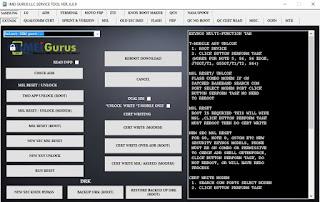 mei Gurus LLC Service Tool v6.6.9 Full Activated