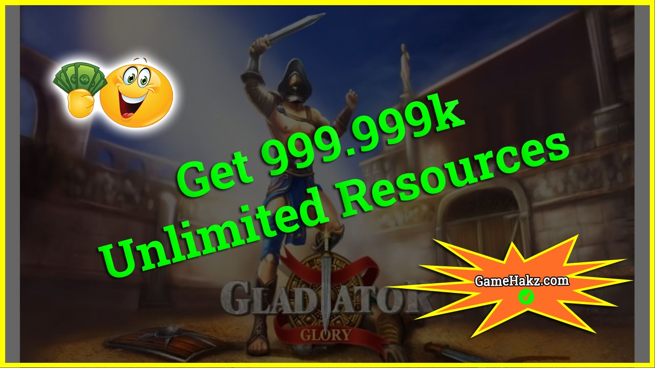 Gladiator Glory hack 2020