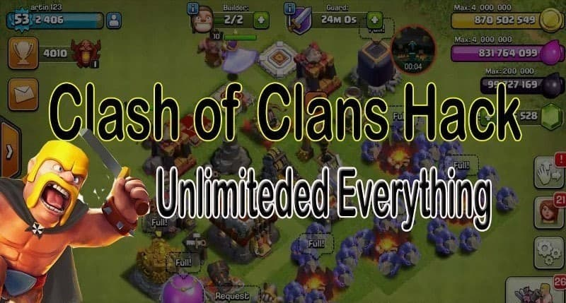 Clash Of Clans Private Server [Cheats] [Unlimited]