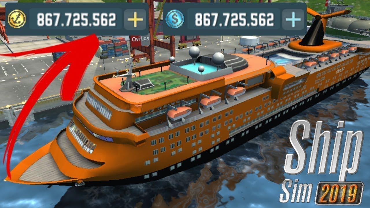 Ship Sim 2019 Hack in 2020 - YouTube