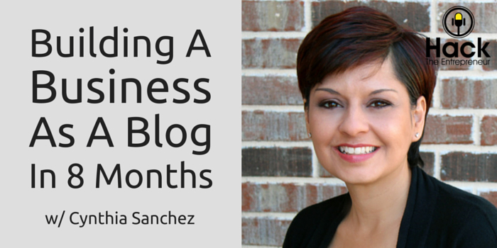 Business as a blog