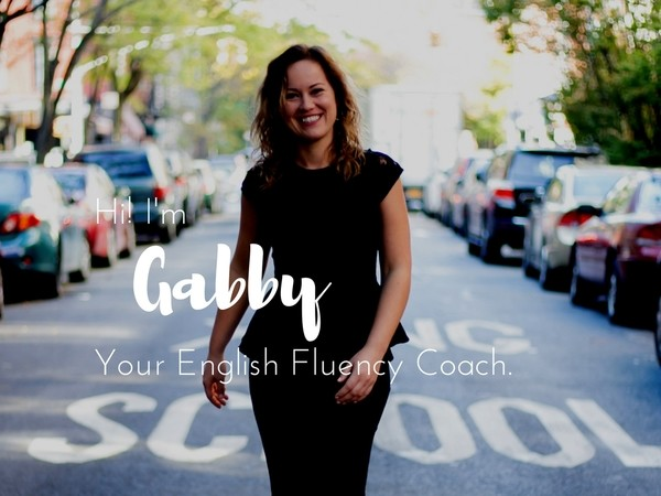 gabby wallace english fluency coach