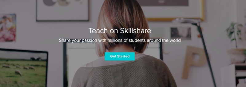 teach a class on skillshare