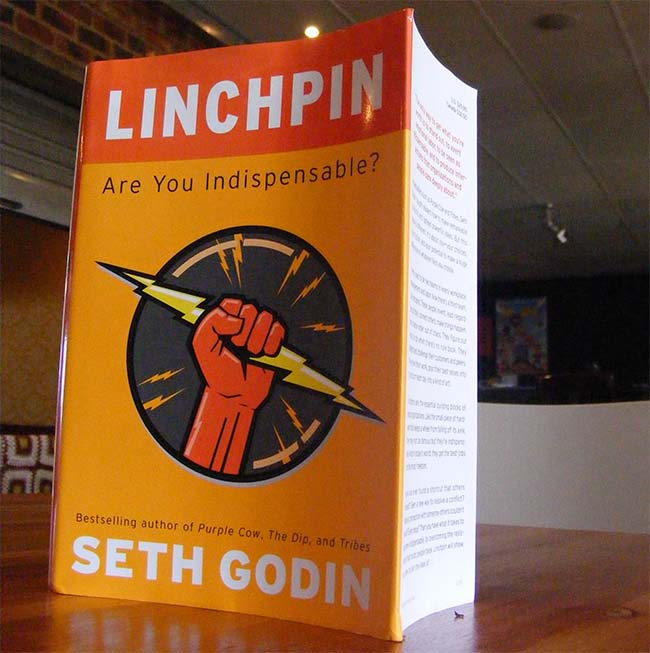 Linchpin - Are You Indispensable by Seth Godin