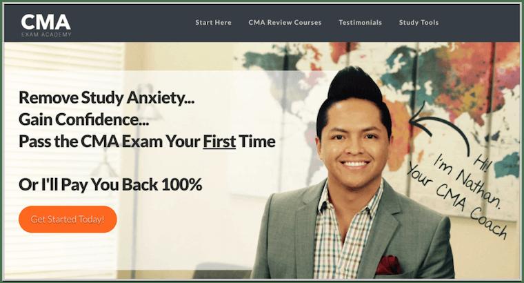 cma exam academy online course