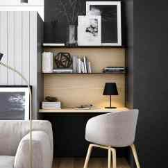 Living Room Office Decorating Ideas 35 Space In Fitting Suggestions