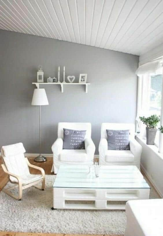 33 DIY Living Room Furniture Projects You Will Want to Take