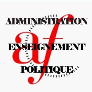 V.I.E_Secteur_Administration_Enseignement_Politique