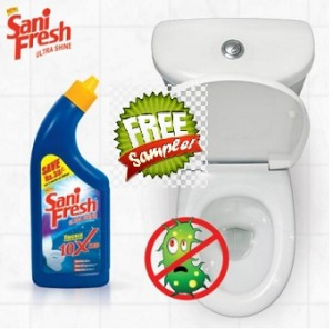Get Free Sample Of Sanifresh Germ Guard