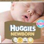 (FREE) Get Huggies Newborn Diapers Samples for Free