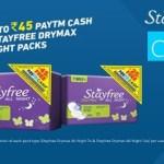 Paytm StayFree offer - www.paytm.com/stayfree