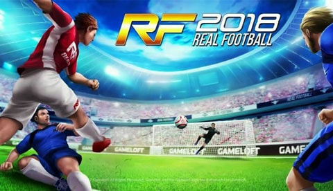 Download Real Football 2018 APK