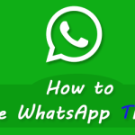 How to Download + Change WhatsApp Themes and Colors