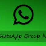 Best WhatsApp Group Names List {New 2020} for Cool Friends, Family