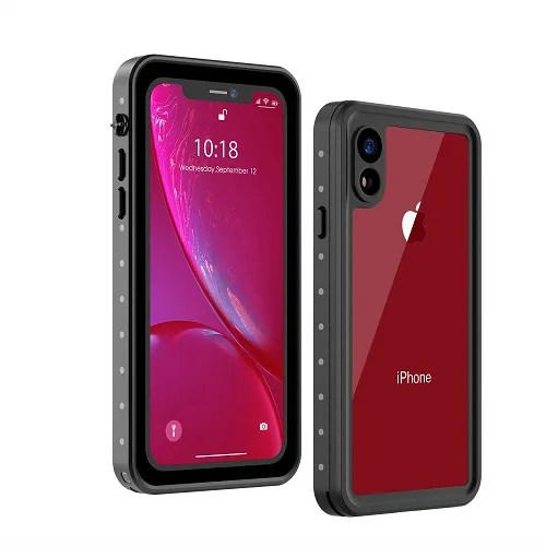 Eonfine iPhone XR IP68防水ケース